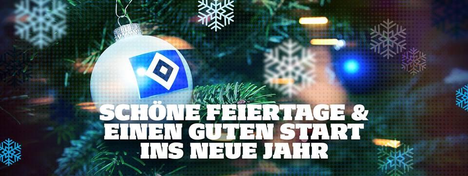 Frohe Weihnachten Hsv.Hsv Supporters Lohne Fanclub News